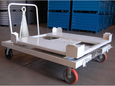 Ergonomic Cart #1
