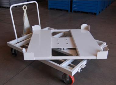 Ergonomic Cart #2