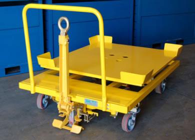 Ergonomic Cart #3