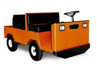 Electric Towing Vehicle