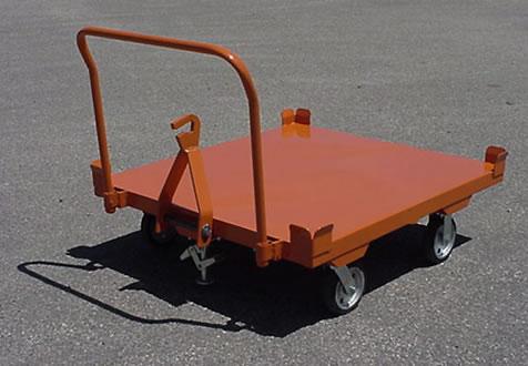 Ergonomic Cart #7