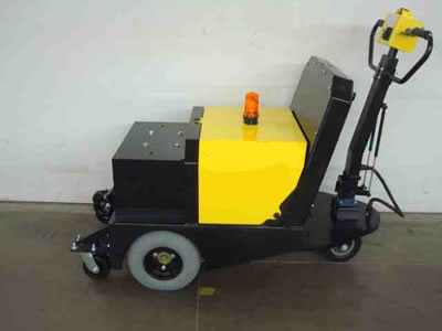 Power Assist Vehicle #4