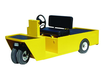 Electric Burden Carrier Tugger