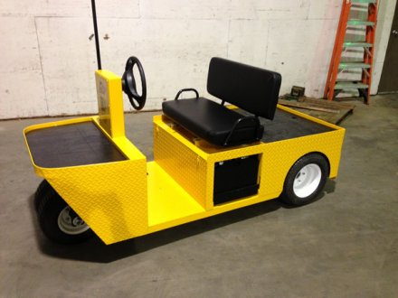 Electric Tow Vehicle